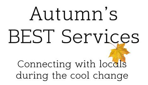 Autumn's BEST Service