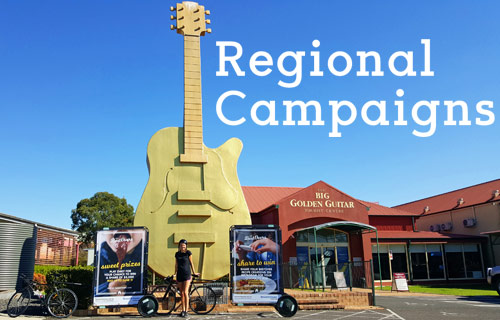 Regional Campaigns