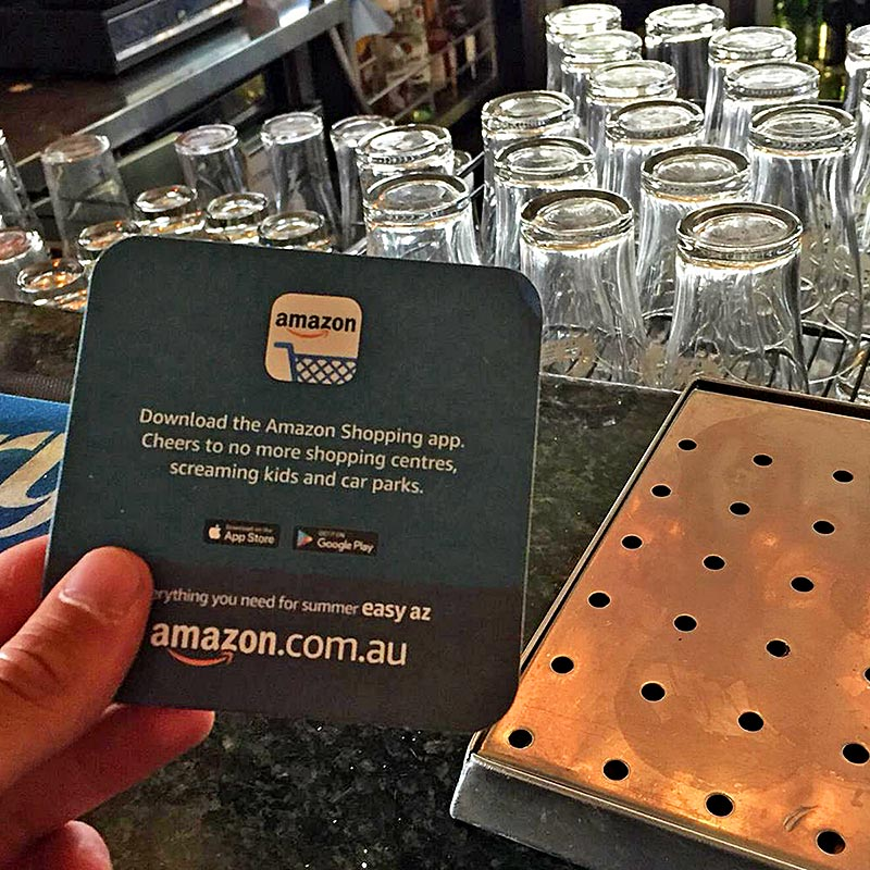 Beer Coaster Distribution