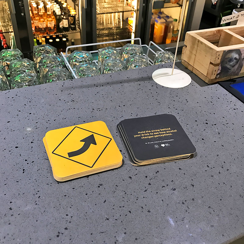 Beer Coaster Marketing