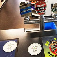 Beer Coaster Distribution