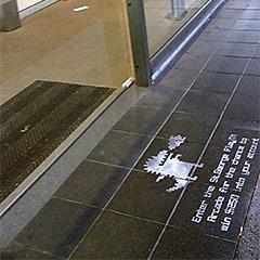 St George Chalk Stencils