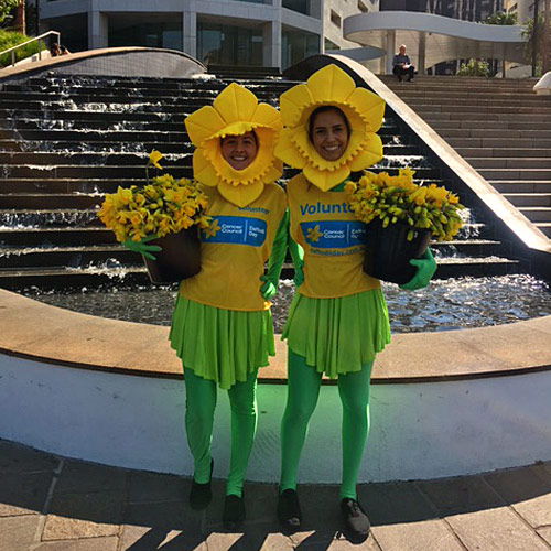 Cancer Council Brand Ambassadors