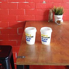 UWA Coffee Cup Distribution