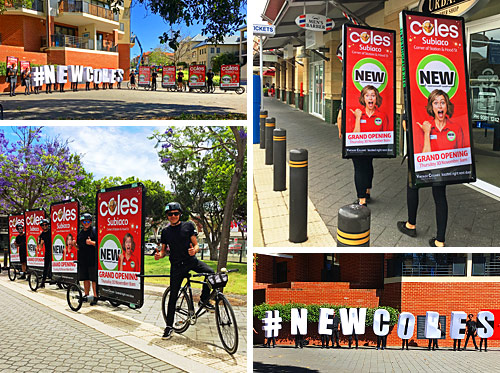 Coles in Perth