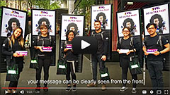 VIDEO: Getting THE MOST out of your Human Billboards