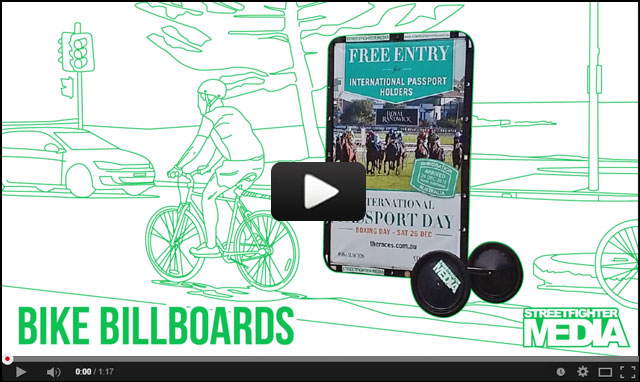 VIDEO: Bike Billboards